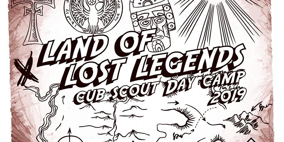 Vincennes Cub Scout Day Camp - June 19 - 21