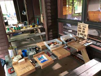 Craft Stations