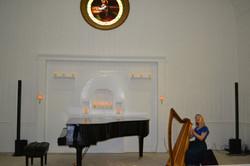 Mistress of Melody at Pioneer Chapel