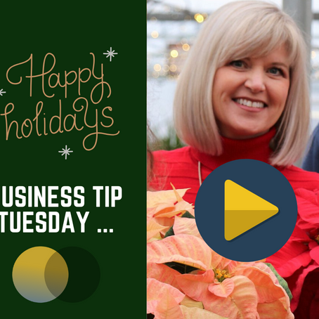 Tuesday Tip: Holiday Customer Appreciation