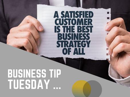Tuesday Tip: Customer Retention