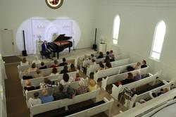 Michael Allen Harrison at Pioneer Chapel