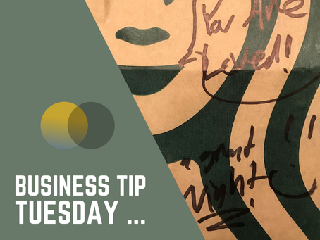 Tuesday Tip: Unexpected Extras