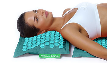 Pranamat ECO Mat-Pillow-Model-Use_TT.jpg