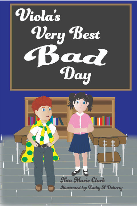 Viola's Very Best Bad Day Hardcover