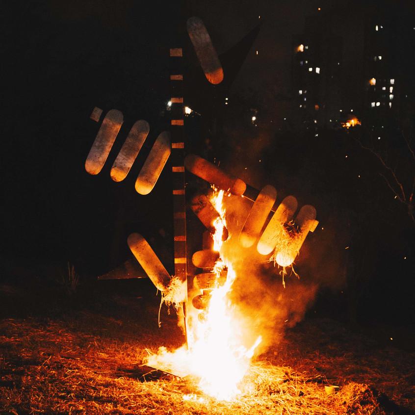 Burning Ramp