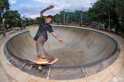 Luiz Francisco - Fs Boardslide