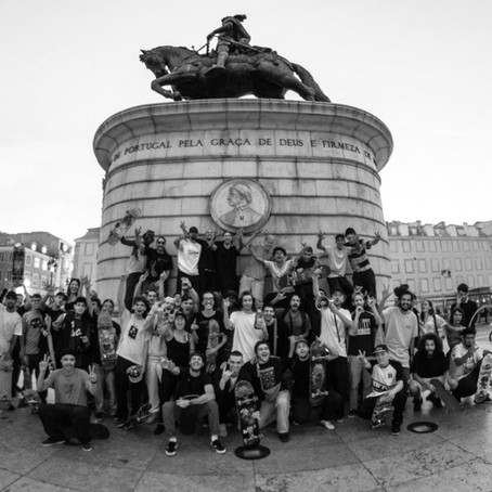"Blaze Day Lisboa - ""The Last Day of Freedom"""