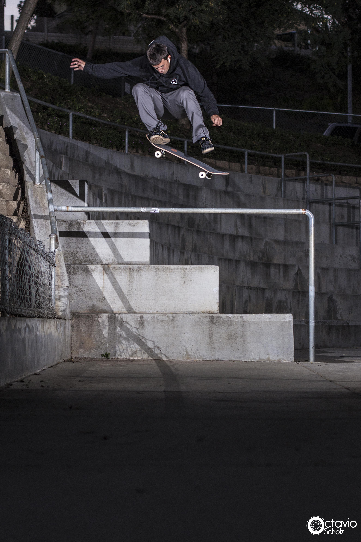 Pedro Duarte - Switch Frontside Flip