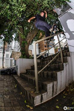 Pedro Duarte - Fs Boardslide