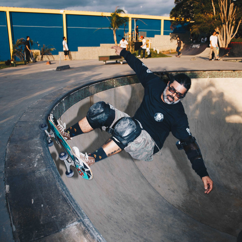 Bruno Zoio - Carving Grind