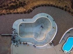 Fox Hole Skate Bowl
