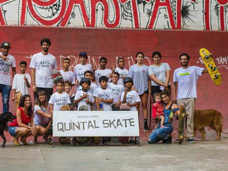 Quintal Skate 2018