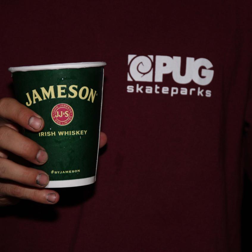 Jameson x Pug