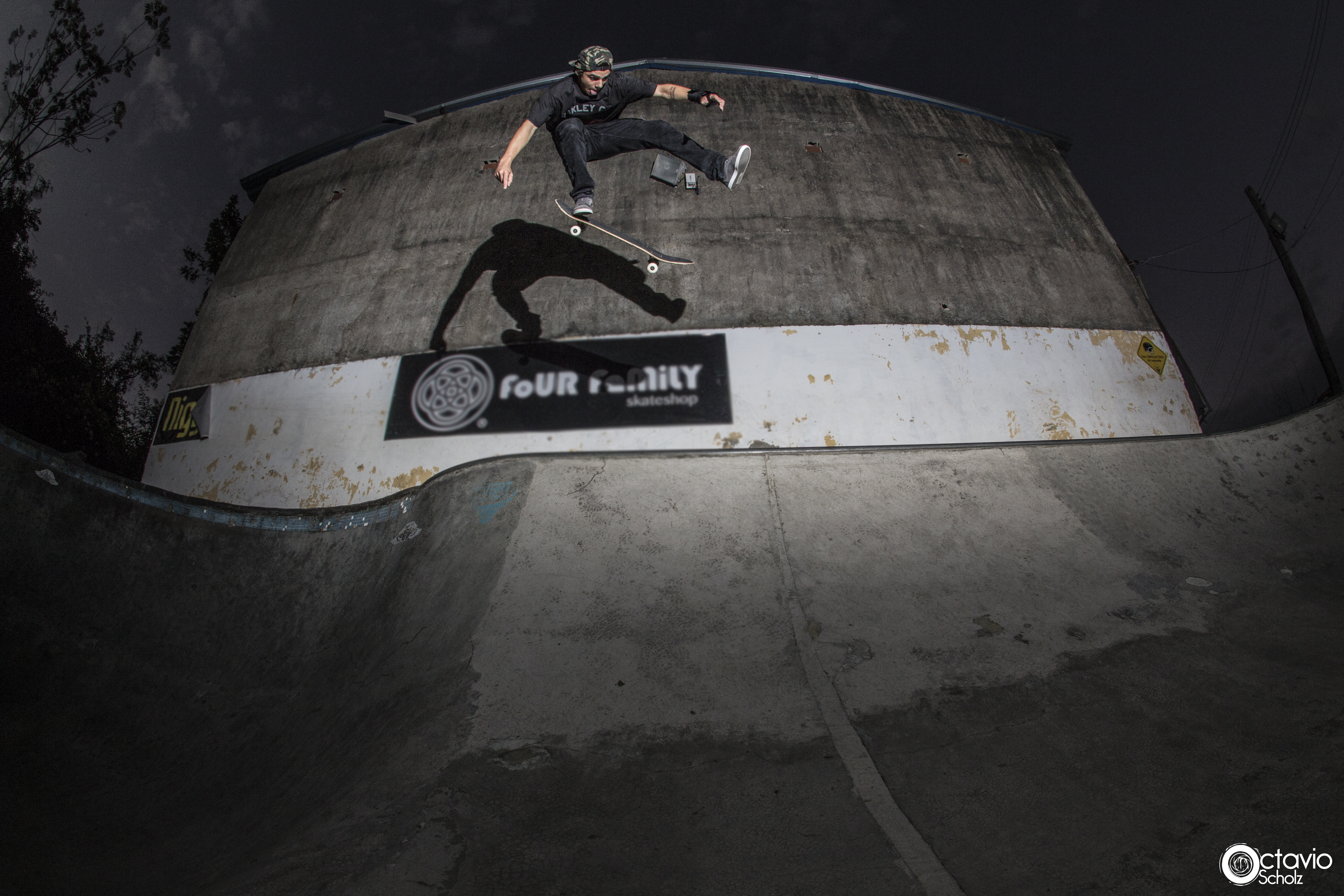 Murilo Peres - Bs Ollie One Foot