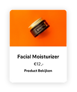 Image of facial moisturizer being sold o