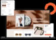 Plateforme Wix d'e-commerce