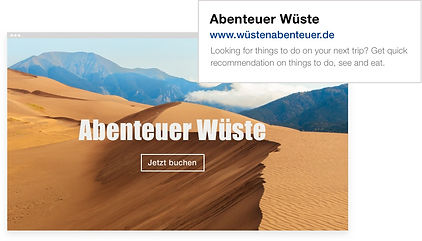 "SEO für die Homepage einer Reise-Website namens """"Road Tripper"""""