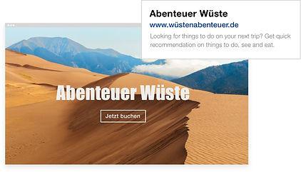 """SEO für die Homepage einer Reise-Website namens """"""""Road Tripper"""""""""""