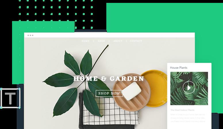 Personalizza il tuo sito web