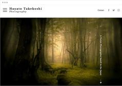 H Takekoshi | 写真家