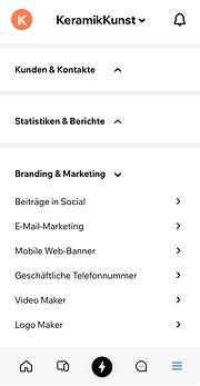 Marketing-Werkzeuge