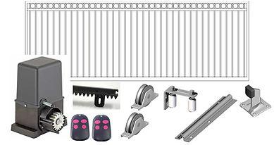 DIY slide gate kit
