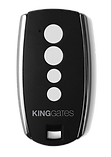 King gates remote