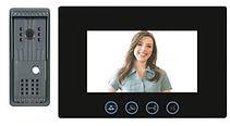 Video gate intercom
