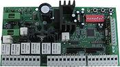 Gate logic control boards