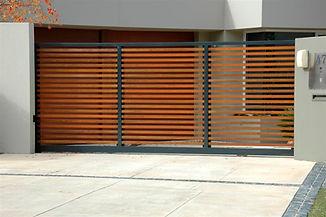 Slide-gates