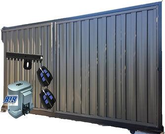 Readymade gate kit