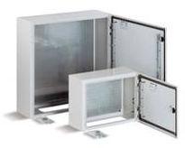 Enclosure box for automatic gates