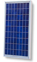 Solar panels for driveway gates