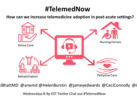 Adoption of Telemedicine in Post-Acute Care