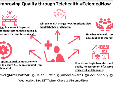 Improving Quality Through Telehealth