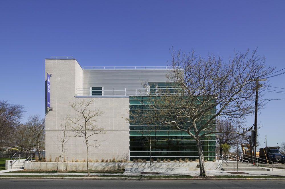 Architecture - exterior elevation
