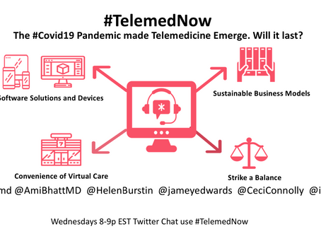 The #COVID pandemic made telemedicine emerge, will it last?