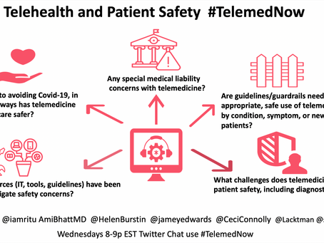 Telehealth and Patient Safety