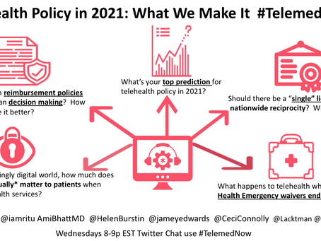 Telehealth Policy in 2021: What We Make It