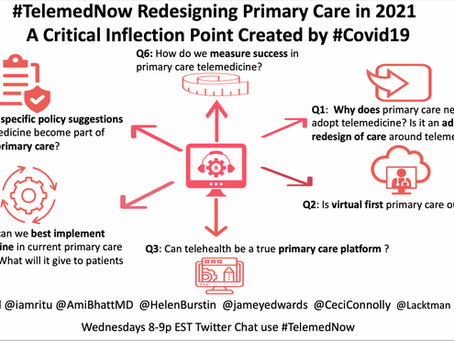 Redesigning Primary Care in 2021