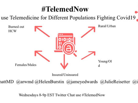 How to Use  Telemedicine for Different Populations Fighting COVID-19