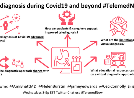 Telediagnosis During COVID19 and Beyond