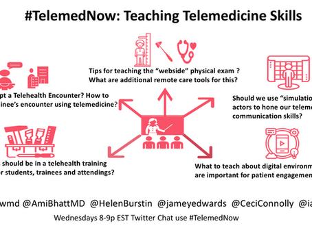 Teaching Telemedicine Skills