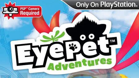 Eyepet Adventures   PSP
