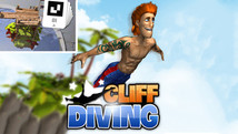 Cliff Diving | PS Vita | Augmented Reality