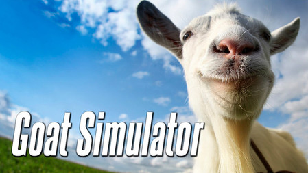 Goat Simulator   In collaboration with Double 11