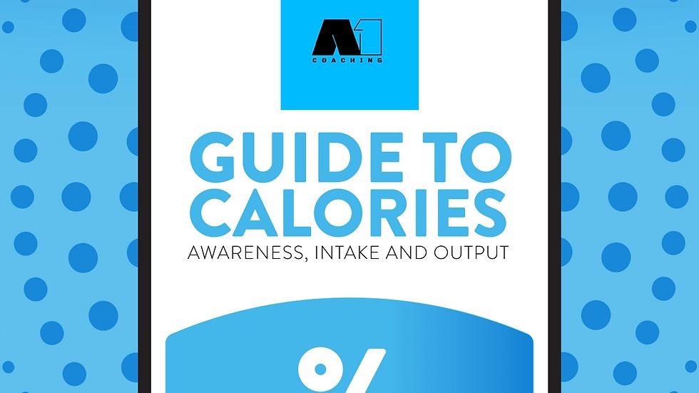 Calorie Guide Ebook