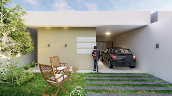Projeto casa residencial