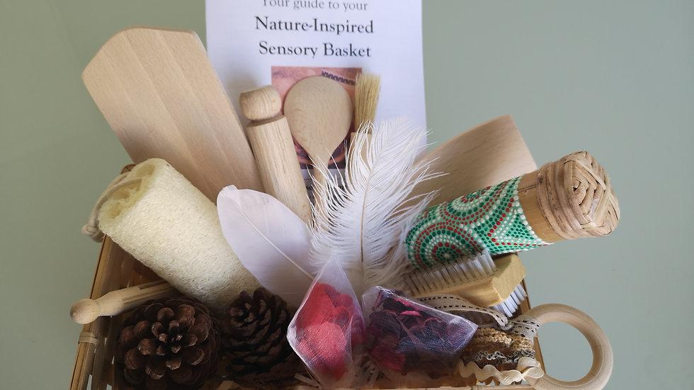 Nature-inspired sensory box